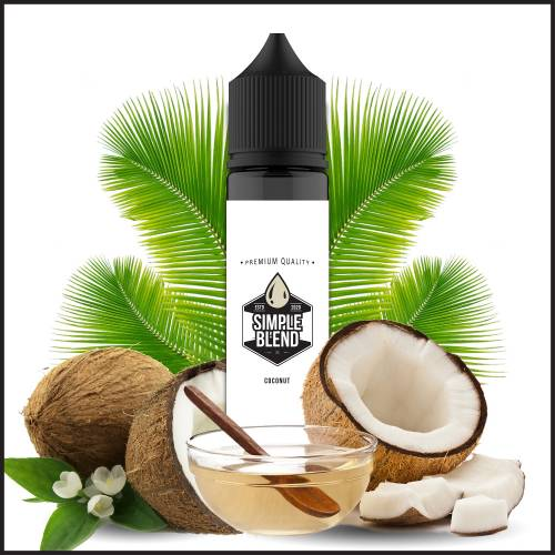 SIMPLE BLENDS COCONUT SHOT 60 ML