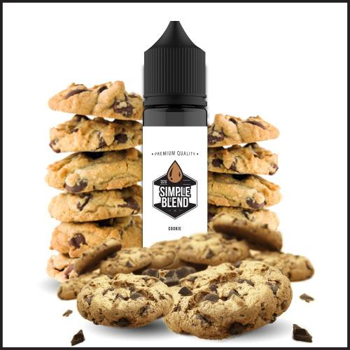 SIMPLE BLENDS COOKIE SHOT 60 ML