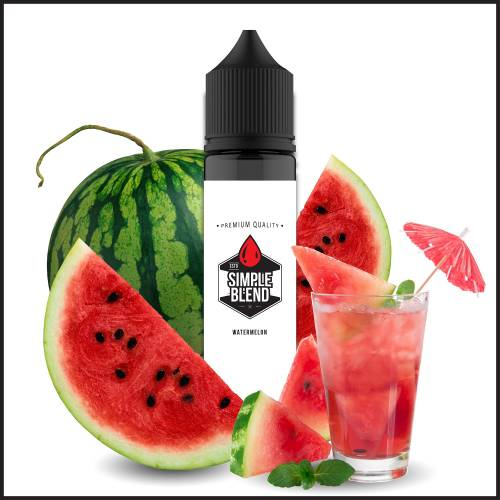 SIMPLE BLENDS WATERMELON SHOT 60 ML